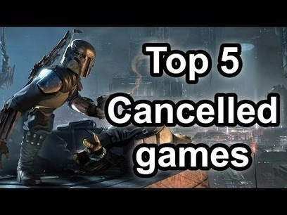 Top 5 - Cancelled games | electonics | Scoop.it