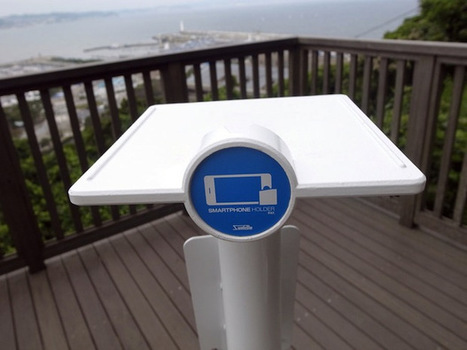Fixed Camera Stands Help Tourists Snap Photos of Themselves | news | Scoop.it