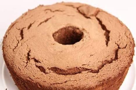 Chocolate Angel Food Cake   desserts   Scoop.it