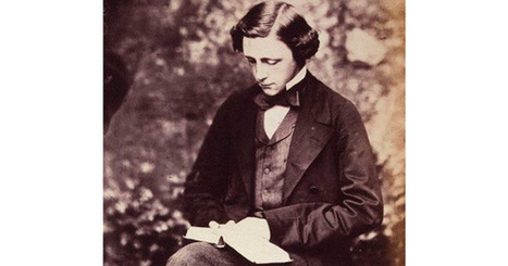 How to Learn: Lewis Carroll's Four Rules for Digesting Information and Mastering the Art of Reading | The Blue Spiral: Transmedia Art, Electronic Literature | Scoop.it