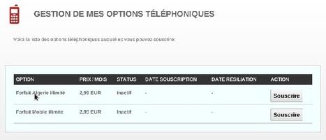 Les appels vers les mobiles en option sur les Freebox v5 [MAJ] | Technologie Au Quotidien | Scoop.it