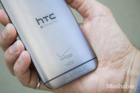 HTC One M8 still tastes great in Windows flavor [REVIEW]   Windows 8.  + Windows Phone   Scoop.it