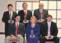 Chamber recognizes outstanding citizens at awards banquet | Tennessee Libraries | Scoop.it