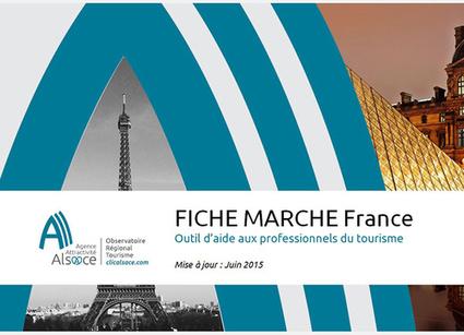 Observatoire Tourisme Alsace - Fiche marché France 2014 - fiche pays - 2015 - ORTA   Le site www.clicalsace.com   Scoop.it