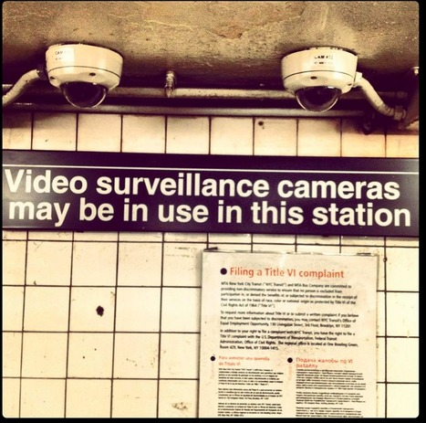 Thoughts on surveillance...   Critical Participatory Action Research   Scoop.it