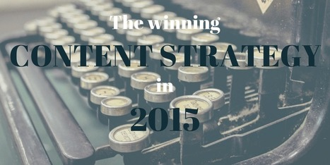All-Natural - No Filler Is The Winning Content Strategy In 2015   Inbound Marketing   Scoop.it