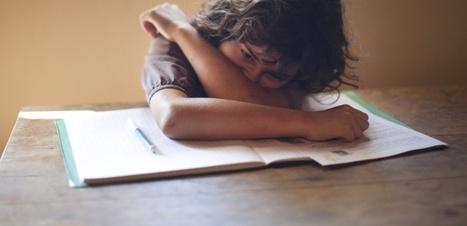Stress à l'école : les ravages de la course à la performance - l'Obs | Médias et Santé | Scoop.it