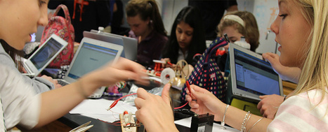 Albemarle County Schools' Journey From a Makerspace to a Maker District (EdSurge News) | Using Technology to Transform Learning | Scoop.it