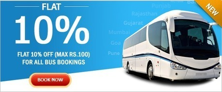 Book bus tickets from Hyderabad to Mumbai at eTravelSmart | Book Bus tickets Online | Scoop.it