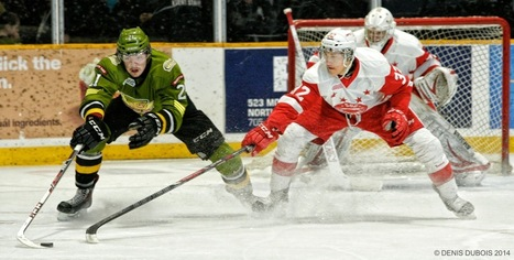 BLOG REPLAY - Battalion snag win over Northern rival Greyhounds (UPDATED) | Media Relations Case Study: North Bay Battalion | Scoop.it