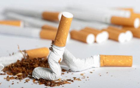 Tabac : c'est la peur des rides qui nous fait arrêter de fumer - TopSanté | ArreterDeFumer | Scoop.it