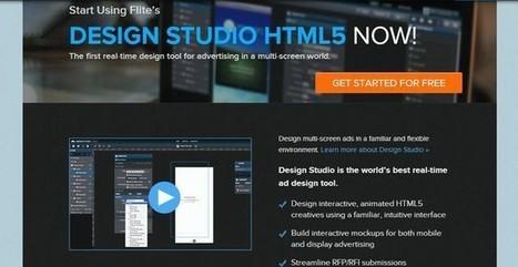 Flite, utilidad web gratuita para crear anuncios y animaciones HTML5   Tic, Tac... y un poquito más   Scoop.it