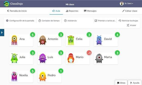 ¿Conoces ClassDojo? | The Flipped Classroom | Recull diari | Scoop.it