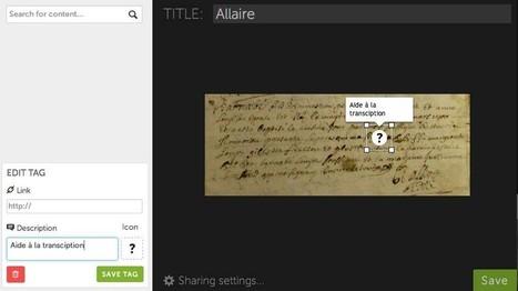 Thinglink : le nouveau réseau social de la généalogie ? | Genéalogie | Scoop.it