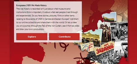 La bibliothèque numérique Europeana fête ses 5 ans | La révolution numérique - Digital Revolution | Scoop.it