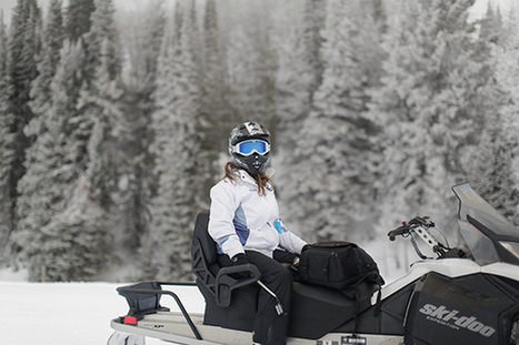 Snowmobiling through the Mountains of Utah | Travel - Places Around the World | Scoop.it