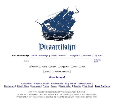 The Pirate Bay: We will sue copycat site for copyright infringement | Kill The Record Industry | Scoop.it
