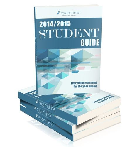 Student Guide 2014: Top Tips & Tricks to Study Better | ExamTime | Education Technology | Scoop.it