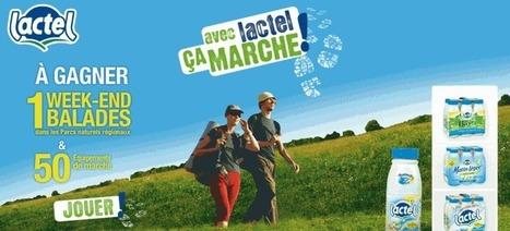 Lactel.fr : Avec Lactel ça marche | Jeux Concours Internet | concours du net | Scoop.it