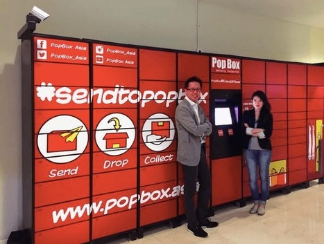 The Amazon Locker for Indonesia, PopBox locks in seed funding from East Ventures | Ecommerce logistics and start-ups | Scoop.it