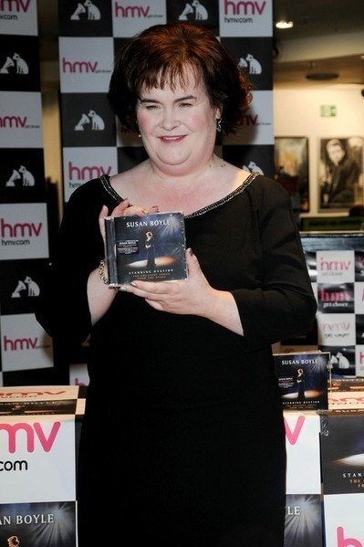 Susan Boyle 'blackmailed' for £50,000 by brother - Starpulse.com | My World | Scoop.it