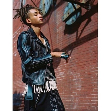 Jaden Smith stars in Louis Vuitton's new women's campaign | Writing_me | Scoop.it