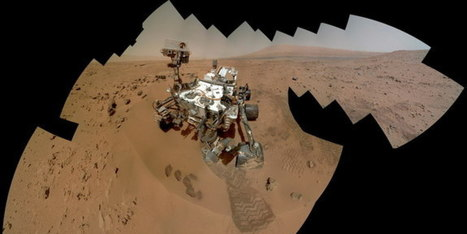 Rover's New Discovery Delivers A 'Wow Moment' | Planets, Stars, rockets and Space | Scoop.it