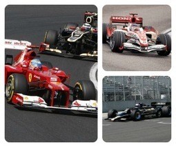 The Dimensions behind Formula One-Race Cars | Formula 1 Deals | Scoop.it