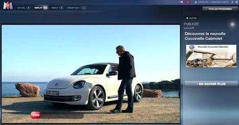 Inédit publicité 2nd écran : Volkswagen inaugure la synchronisation dans l'émission TURBO - M6 Publicité Digital | ubimedia and ubiquitous internet | Scoop.it