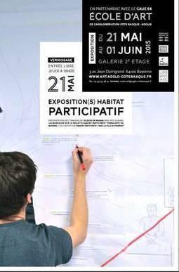 L'habitat participatif à l'honneur à l'école d'art de l'Agglo Côte Basque - Adour du 21 mai au 1er juin | BABinfo Pays Basque | Scoop.it