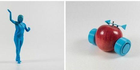 Ces «makers» qui refont le monde en 3D | Innovations pédagogiques | Scoop.it