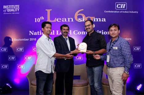 Akshaya Patra Wins Lean Sigma Award 2016 | Akshaya Patra Foundation kitchens- Beyond just cooking! | Scoop.it