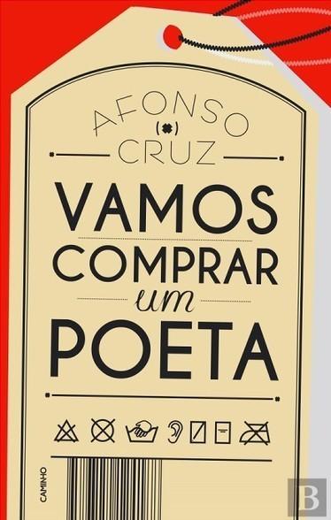 Destaque: Vamos comprar um poeta – Afonso Cruz | Ficção científica literária | Scoop.it