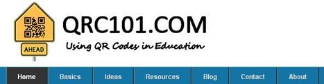 Welcome to QRC101 | Mrs Beatons Web Tools 4 U | Scoop.it