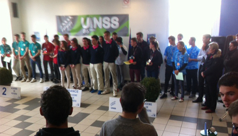Championnat de France UNSS lycées : Bourges et Soisson sacrés | Les Articles de l'UNSS de la Vienne sur Scoop.it | Scoop.it
