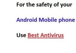 Best 4 Antivirus for Android smartphones | Android and iOS Apps | Scoop.it