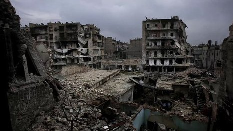 Syria under siege by Javier Manzano | Martin Kramer on the Middle East | Scoop.it