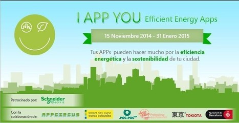 Una competición para el diseño de apps de eficiencia energética en la smart city | Eficiencia energetica | Scoop.it