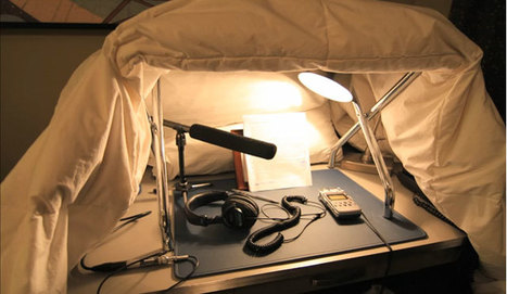 Reduce Ambient Noise When Recording in Home Studios | Knight Digital Media Center Weblog | Music Industry | Scoop.it