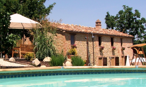 Marche Owners Direct - Property of The Day - The Hideaway, Amandola. | Hideaway Le Marche | Scoop.it