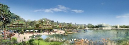 « Villages Nature » est un projet de tourisme durable sur le Val d'Europe porté par Disney et Pierre & Vacancecs | L'actu de l'etourisme ! | Scoop.it