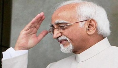 Vice President Hamid Ansari arrives in Beijing to attend 60th anniversary of Panchsheel | News | Scoop.it