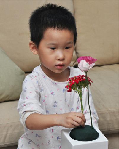 Los niños y las flores | artesaniaflorae | Scoop.it