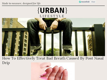 Post Nasal Drip Bad Breath | Bad Breath and Post Nasal Drip: Useful Tips for Your Health | Scoop.it