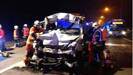Dodelijk ongeval zet E34 naar Antwerpen stil | Cluster Aurore | Scoop.it