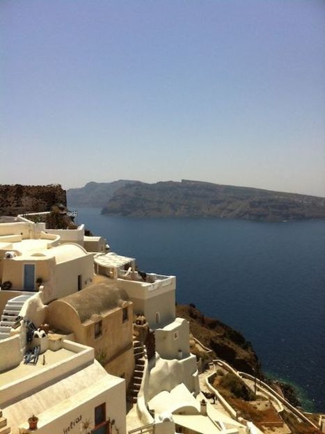 Travel: A honey of a spa in mythic Santorini - Malibu Times | Greece | Scoop.it