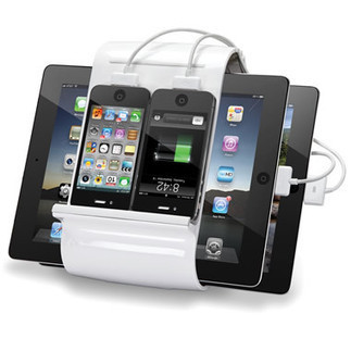 The Four iPhone/iPad Charging Hub | Electronic Gadgets and Gizmos | Scoop.it