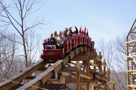 Outlaw Run at Silver Dollar City Review | In and About the News | Scoop.it