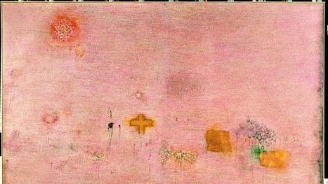 Le pliage ou la performance du peintre | Expositions Centre Pompidou | Scoop.it
