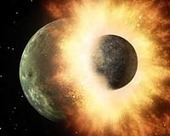 Planet Mercury a result of early hit-and-run collisions | Astrophysics on Twitter | Scoop.it